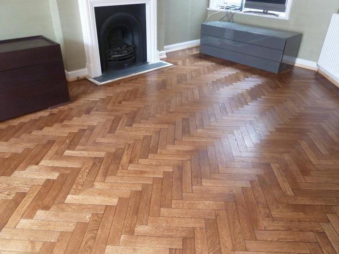 quale pavimento è meglio fare nell'appartamento sulle lastre del pavimento