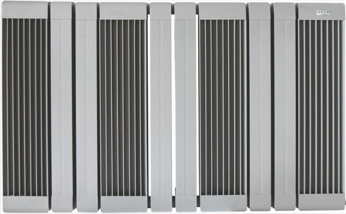 differenza di radiatori bimetallici da alluminio