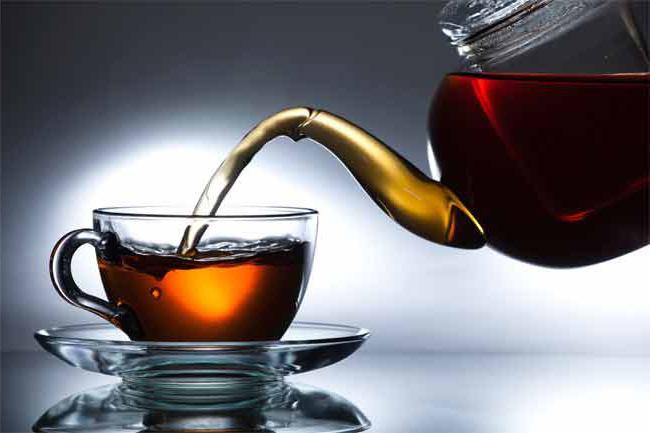 benefici e danni del tè