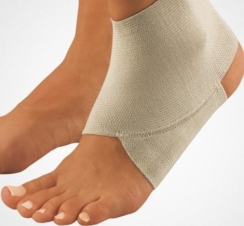 Co zrobić ze zwichnięciem nóg?