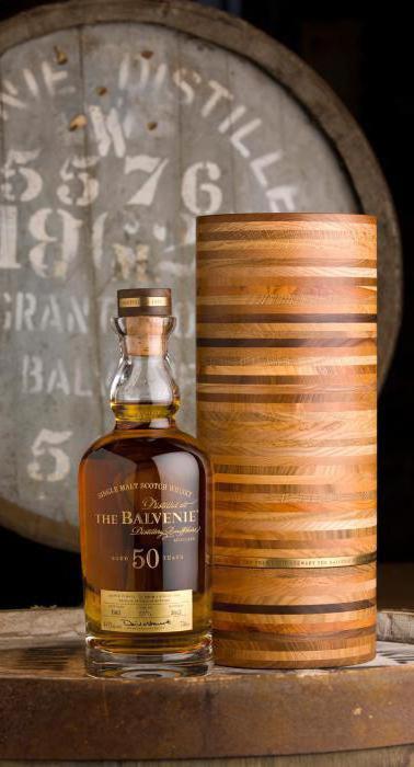 Whisky Balvenie Doublewood