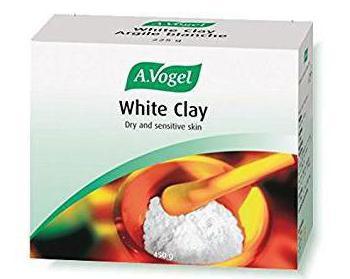recensioni di cosmetici viso bianco argilla