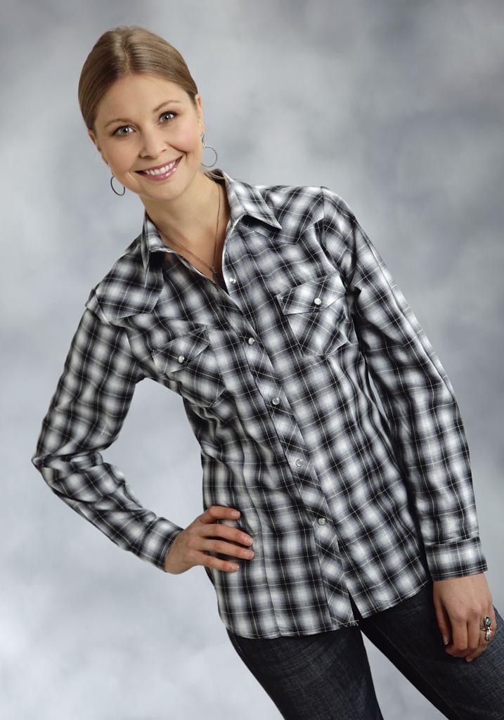 Черно-бяла риза
