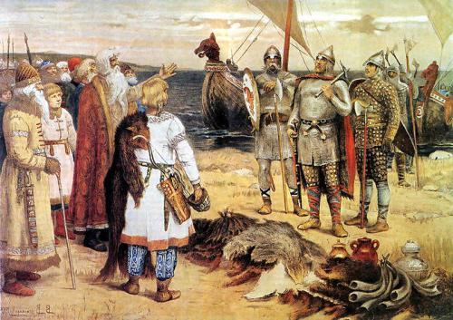 Origine degli slavi orientali