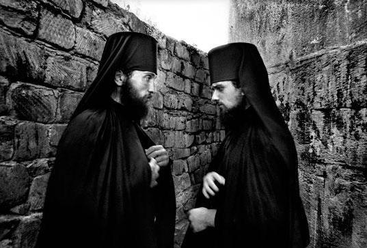 chi sono i monaci