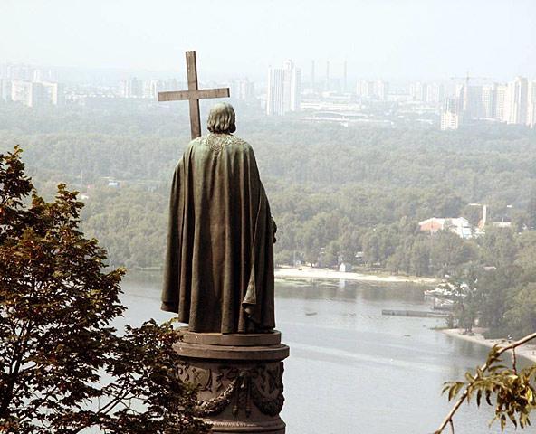 кръщението русия дата