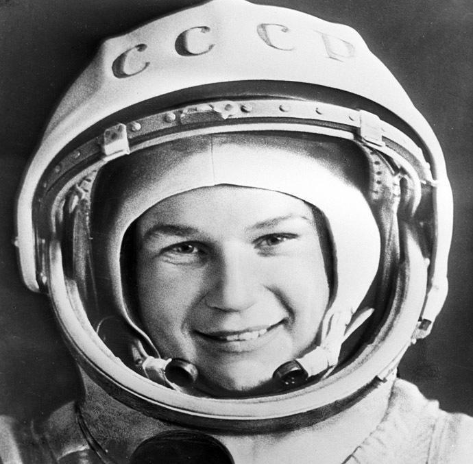 prvi človek, ki bo letel v vesolje