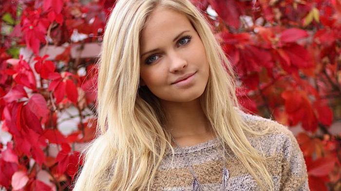 как брюнетка да стане красива блондинка