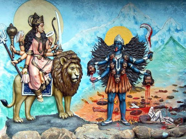 Богинята Кали