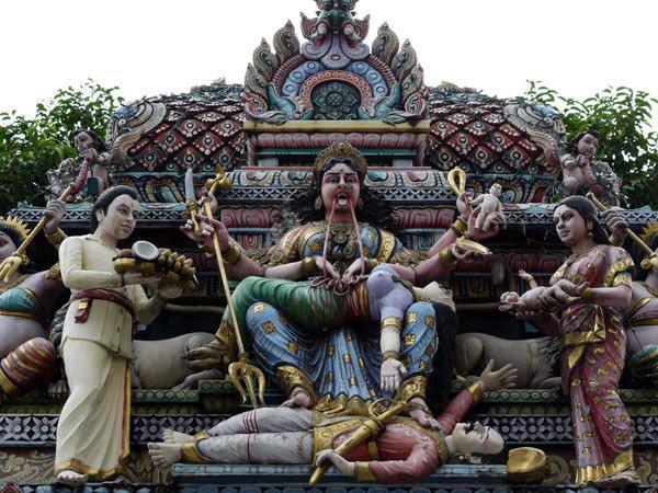 Богове от индийската митология