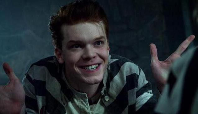 шегаджия, който играе роля в Батман