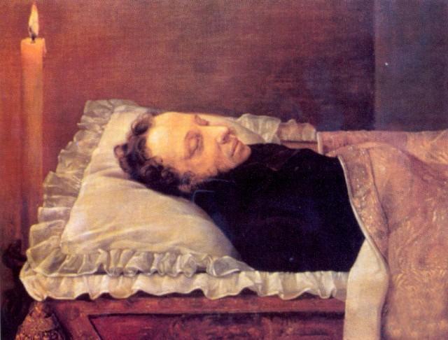 quanti anni aveva Pushkin quando è stato ucciso