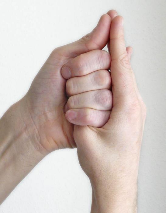Prsti boli