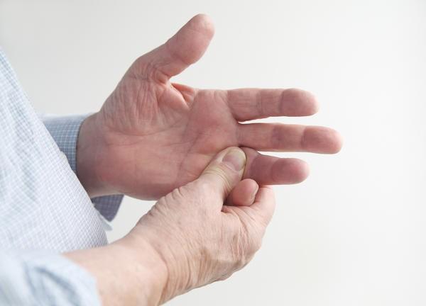 prsti vezani
