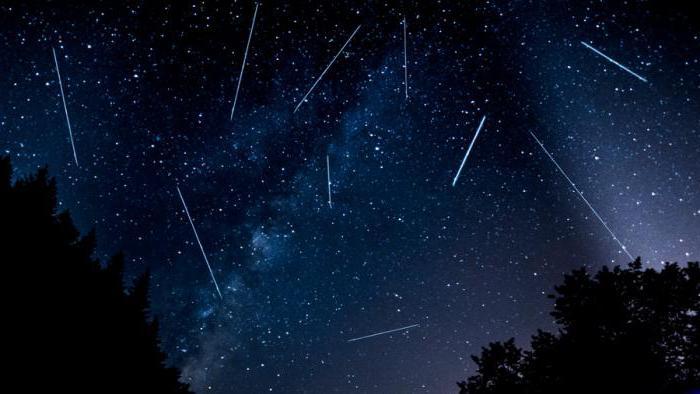 Starfall през август
