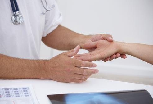 intorpidimento delle dita