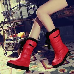 Sleep - crvene čizme