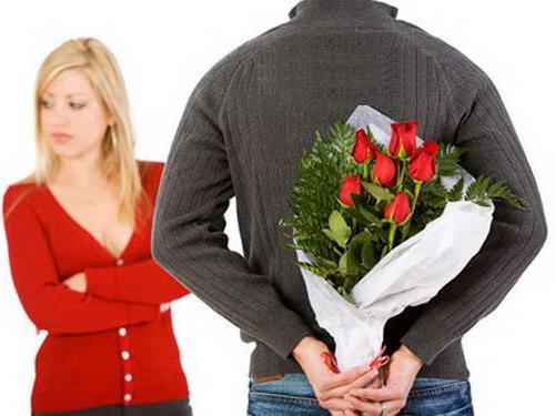 kaj muža daje cvetje