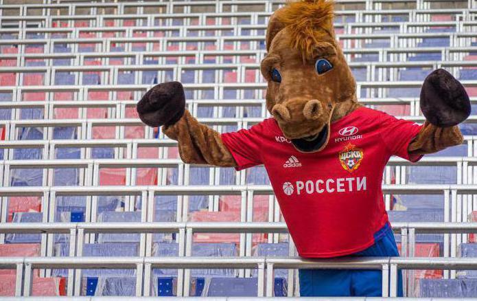 konji koji se zovu CSKA