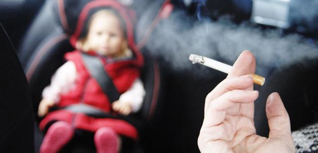 деца и пасивно пушене