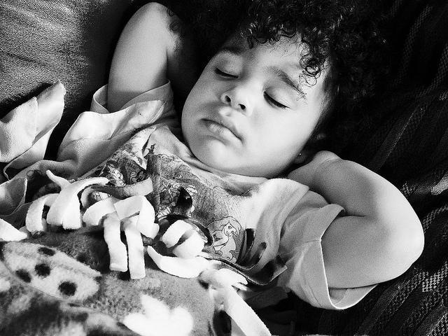 zašto ne možete fotografirati odgovore djece koja spavaju