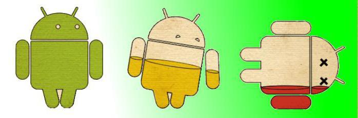 батерија на андроиду се брзо празни
