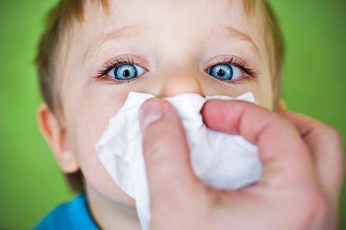 perché il bambino è malato