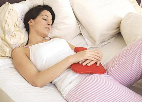 јајници повређени пре менструације