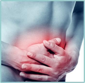 pulsacja w żołądku