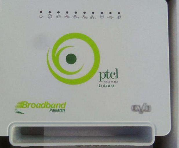 impostazione del router adsl