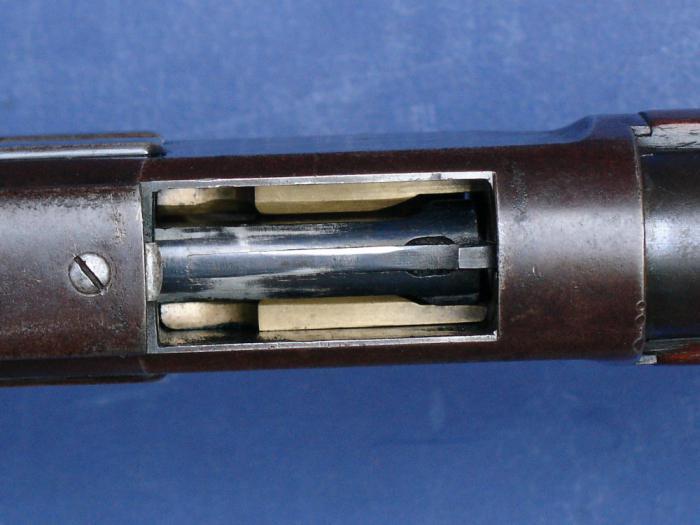устройство за оръжие с уинчестър