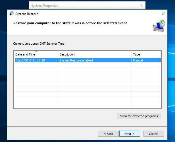 Windows 10 disk za oporavak