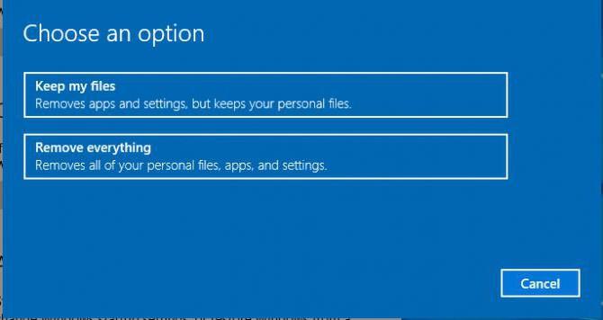 popravak sustava Windows 10 bootloader
