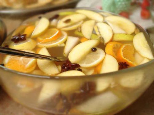 sangria recept kod kuće