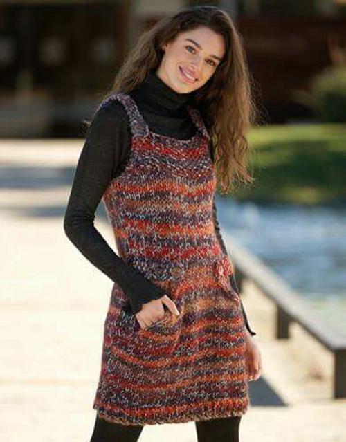 maglioni invernali a maglia