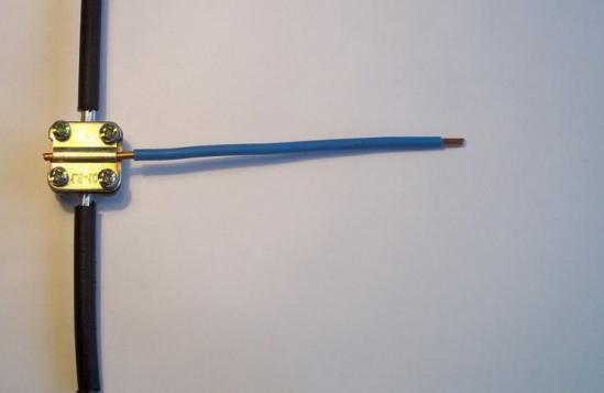 Priključak za žicu i kabel