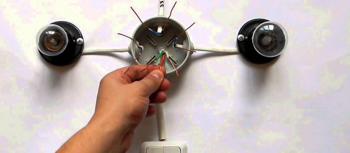 Shema spajanja žica