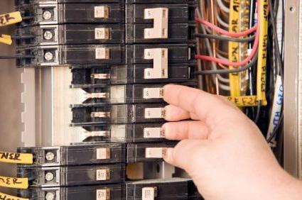 електрическата схема за узо и автомата в страната