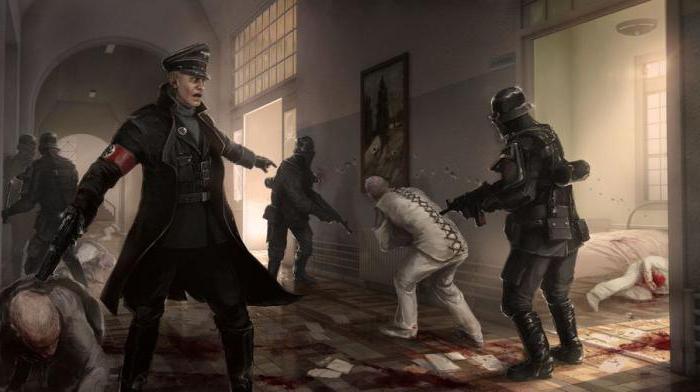 wolfenstein nowy rozkaz nie zaczął