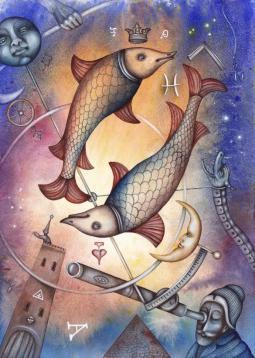 жени риба функция