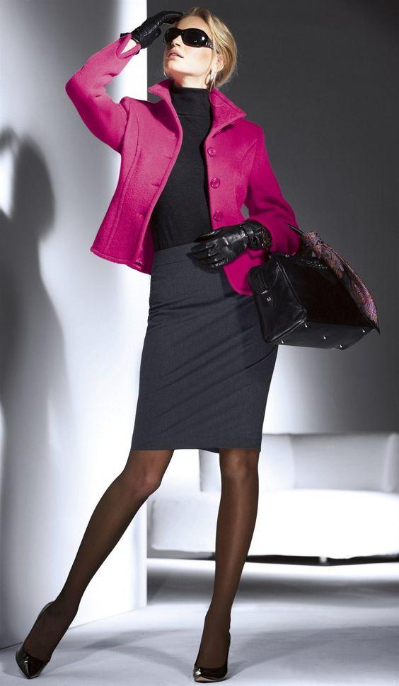 Calda giacca da donna