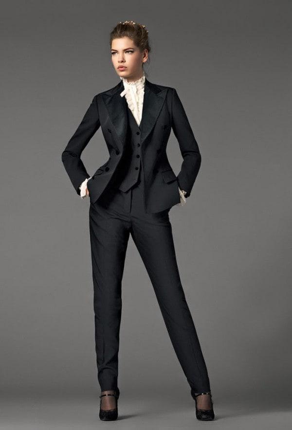 giacca classica da donna