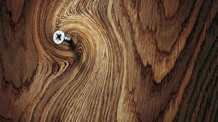 дървени винтове