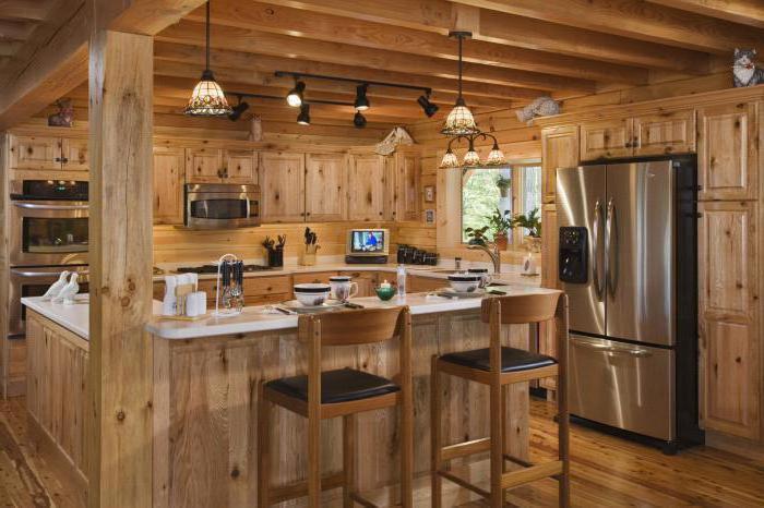 dřevěná kuchyně to udělejte sami