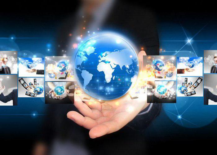 световния пазар на услуги