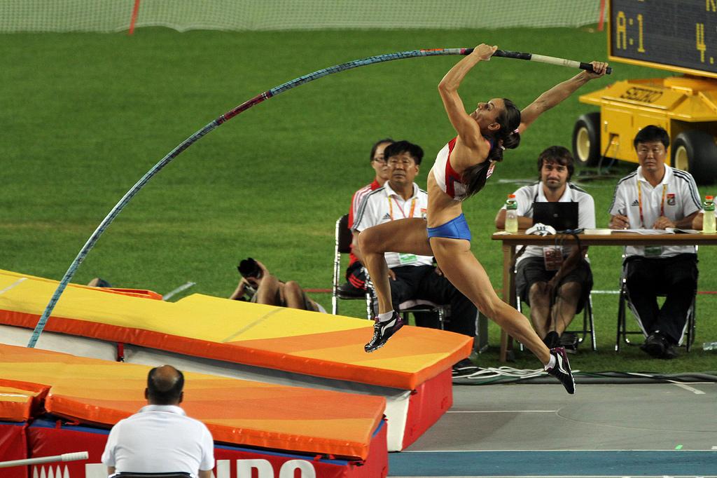 Elena Isanbayeva