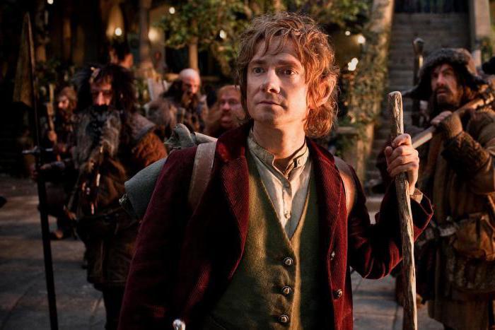 Джон Толкин Хобитът