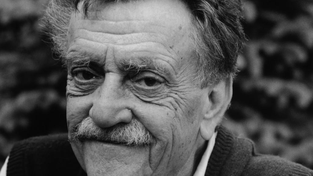 americký spisovatel vonnegut