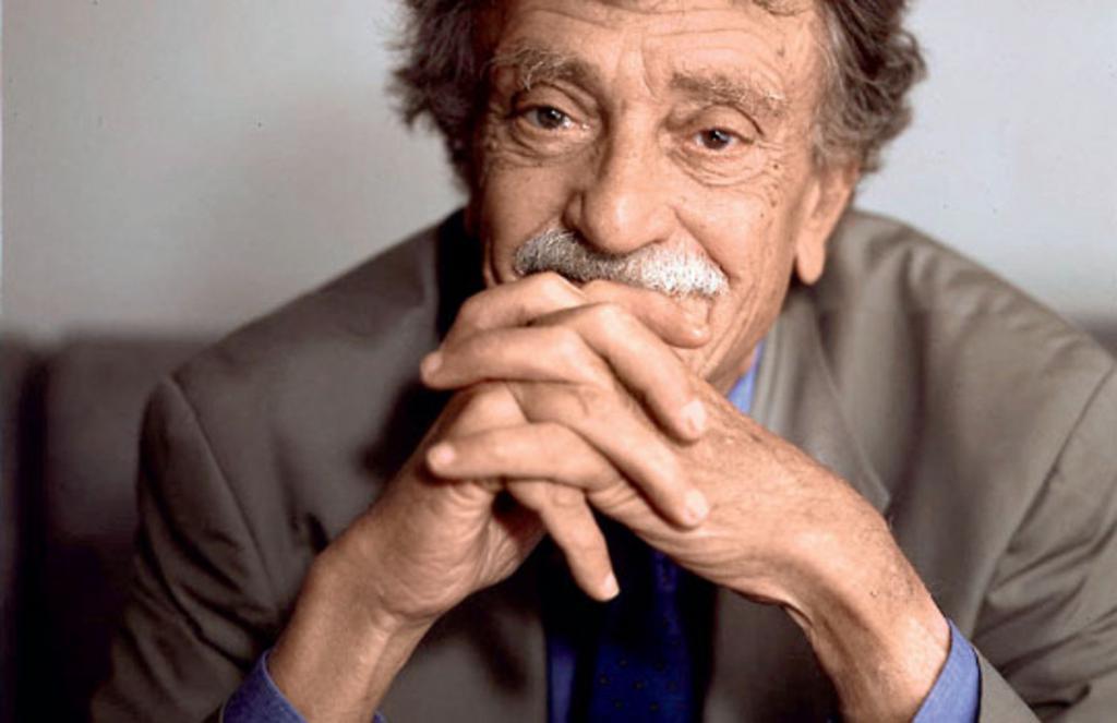 spisovatel Kurt vonnegut
