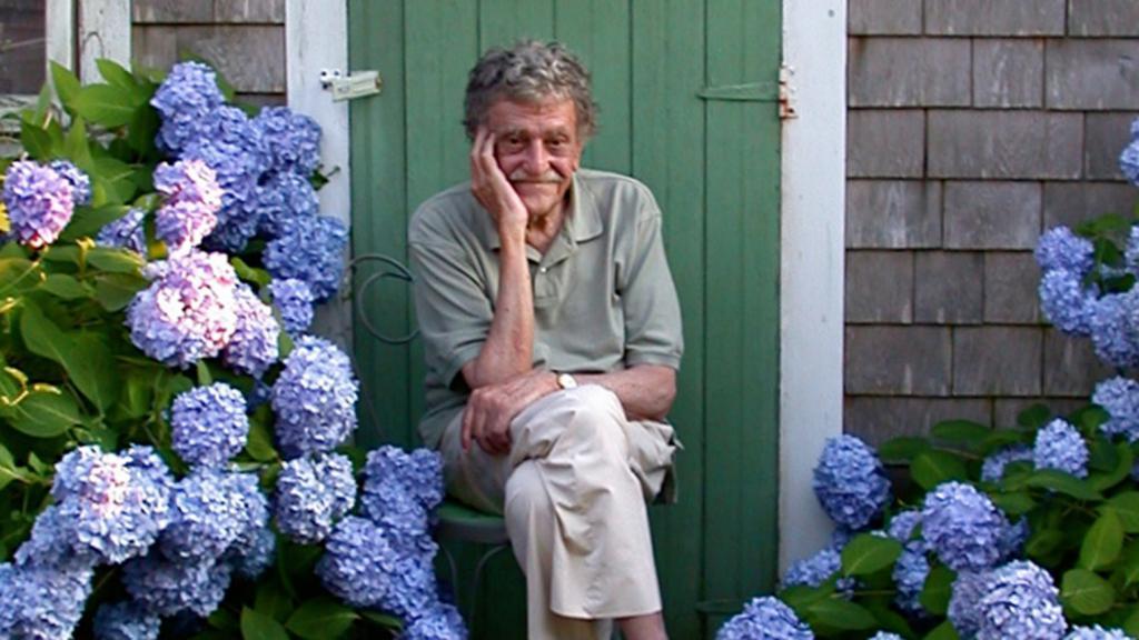 Americký romanopisec Kurt vonnnegut